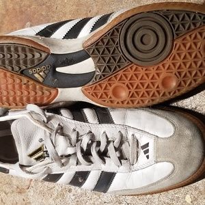 Adidas Samba Millenium Indoor Soccer Shoe